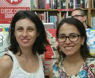 Fernanda Santana e eu